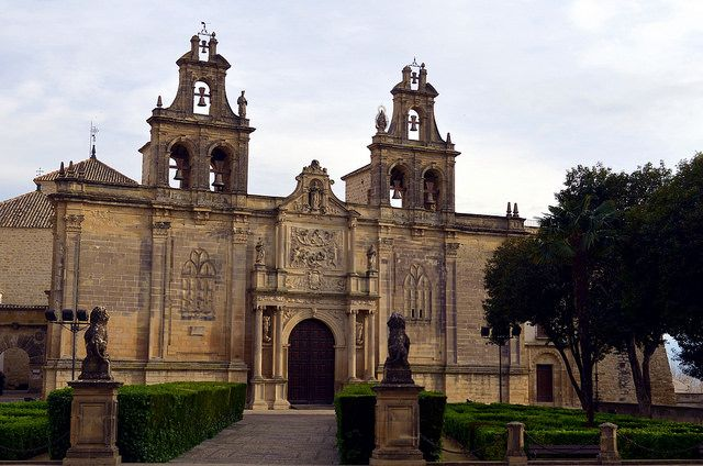Basílica de Santa María de los Reales Alcázares. | by ZSP Nr 2