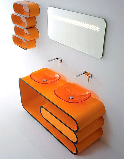 Trendy furniture by Marco Pisati