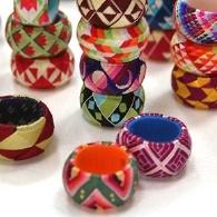 Kaga Yubinuki - The traditional thimble I find my works in pinterst.