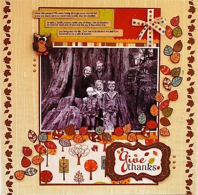 109 Best Thanksgiving Scrapbooking Pageslayouts Images On Pinterest