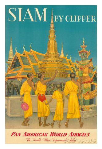 PanAm - Thailand