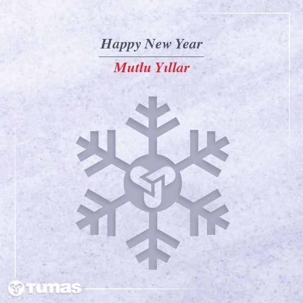 Happy new year! - Mutlu yıllar!