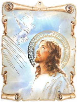 JEZUS CHRYSTUS I DUCH ŚWIĘTY