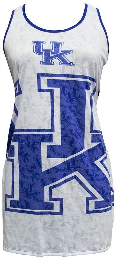 Women's Kentucky Wildcats Cameo Nightgown