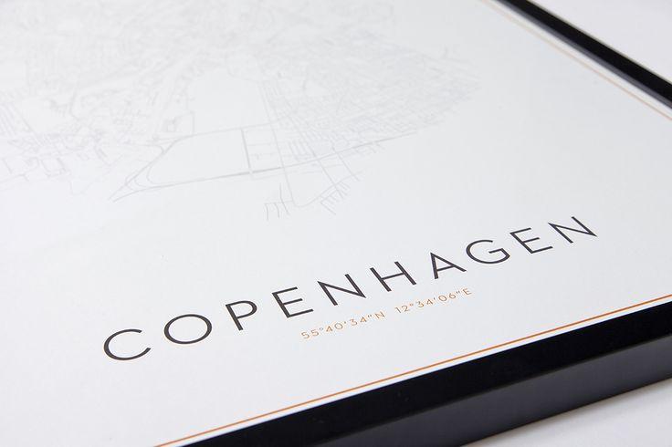 Arctic Avenue Prints - Copenhagen