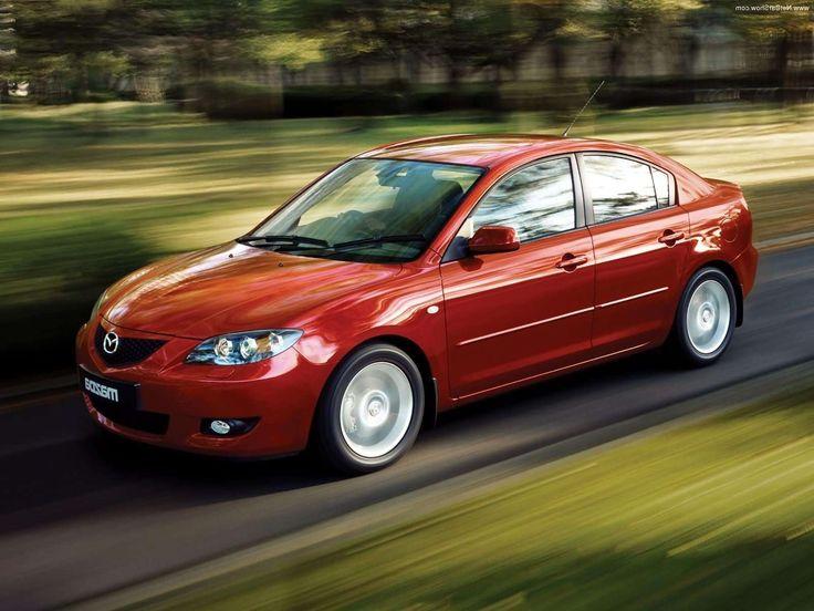 Astonishing Mazda 3 2004 Photos Gallery