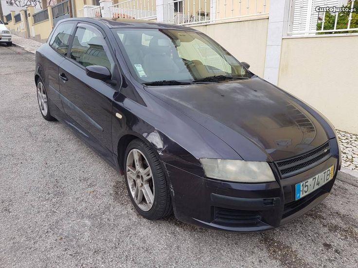 Fiat Stilo 1.9 jtd Abarth Fevereiro/02 - à venda - Ligeiros Passageiros, Lisboa - CustoJusto.pt