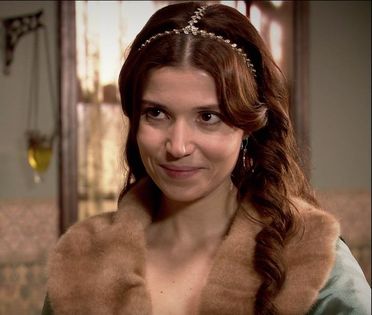 """Hatice Sultan - Magnificent Century - """"The Sehzade Mehmed"""" Season 1, Episode 7"""
