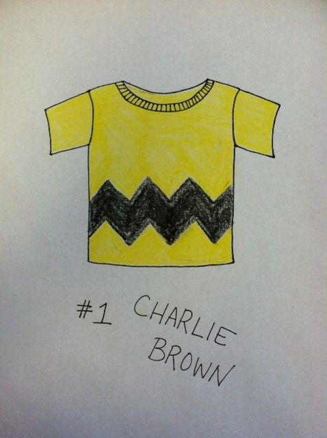 10 quick and easy t-shirt halloween costumes book character - ideas for easy halloween costumes