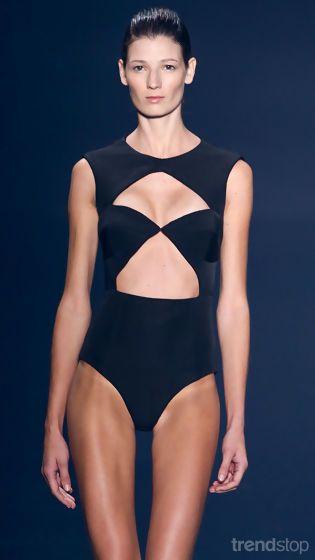 Filhas de Gaia Spring Summer 2015 see more swimwear trends at Trendstop.com