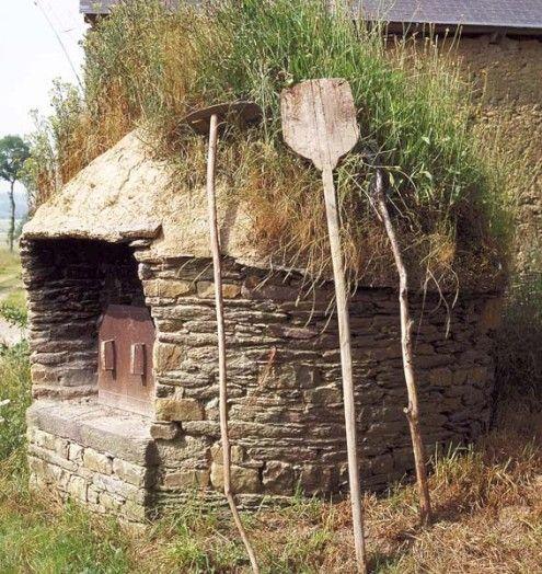 Four à pain, La Chapelle-Bouëxic, Ile et Vilaine - Brittany