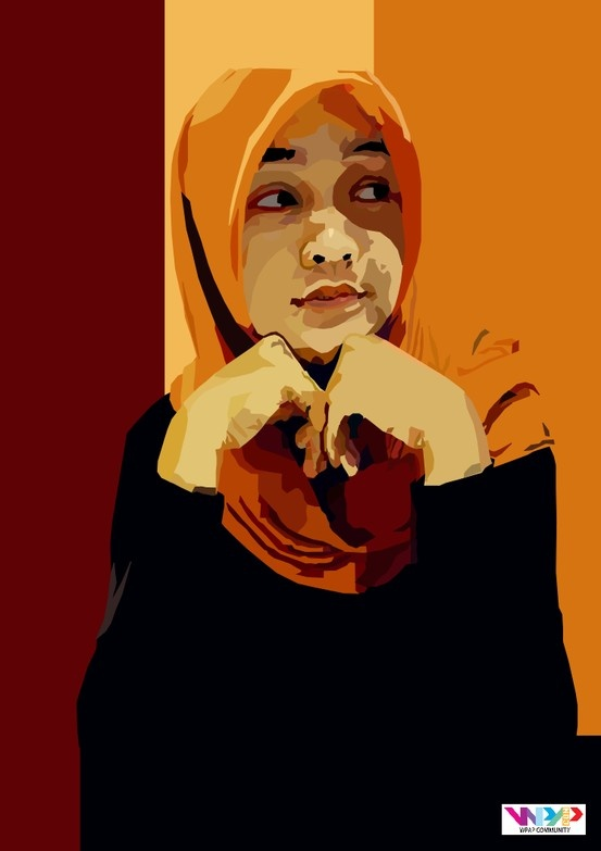 Software : Inkscape Model : @episevi Wpapers : @Ryan23__ *WPAP 5th Project*