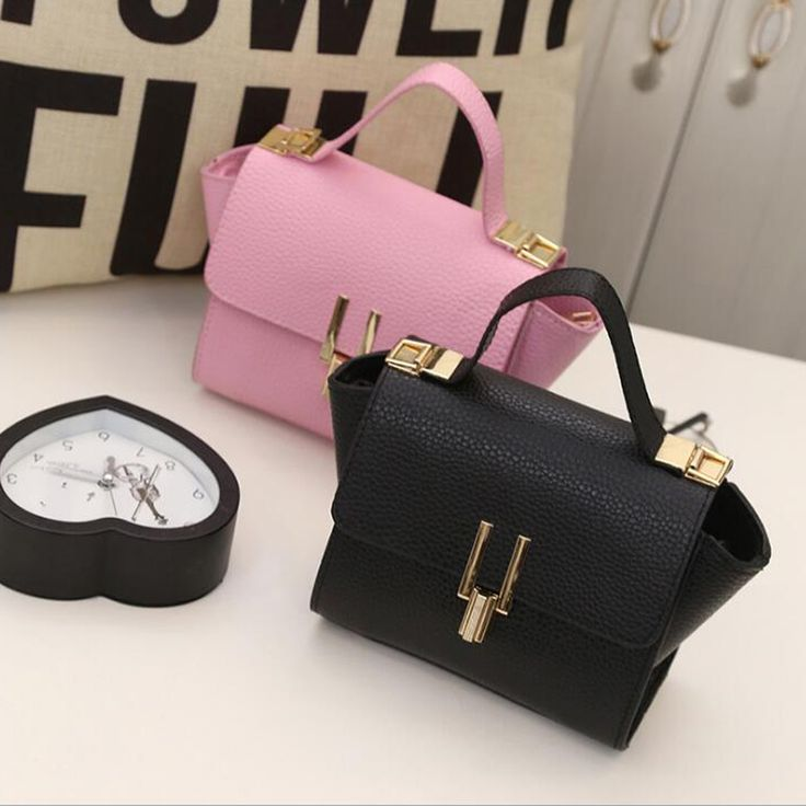 QZH 2017 Summer Fashion Women Bag PU Leather Handbags Ladies Shoulder Bags Rivet Small Casual Messenger Bags For Girls Gifts