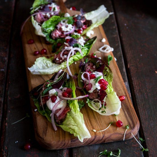 Best 25 easy persian ideas on pinterest video blue full create we love these easy persian beef lettuce cups for a quick and guilt free party idea forumfinder Choice Image