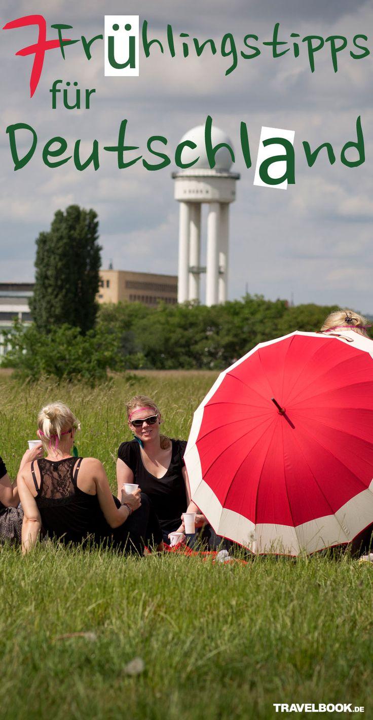 Von Reisebloggern empfohlen: 7 Orte in Deutschland, die man unbedingt im Frühling besuchen sollte: http://www.travelbook.de/deutschland/Reiseblogger-geben-Tipps-fuer-Deutschland-Diese-Orte-muessen-Sie-im-Fruehling-besuchen-626003.html