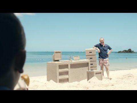 8 films Club Med pour nous inviter à lâcher prise : golem13