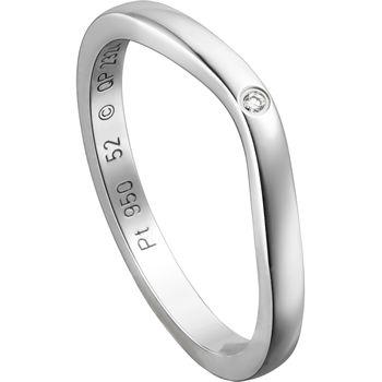 バレリーナ カーブ ウエディング リング - Cartier(カルティエ)結婚指輪は憧れの老舗店ブランドがいい♡カルティエのマリッジリングの参考♡