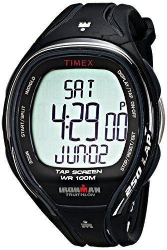"Timex Men's T5K588 ""Ironman Sleek"" Fitness Watch Timex http://www.amazon.com/dp/B0083XCL9O/ref=cm_sw_r_pi_dp_8f.Pwb1EV1NWX"