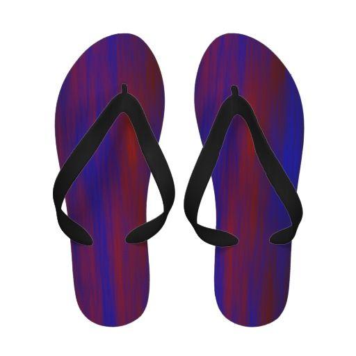 Pattern Sandals