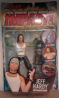 Jeff hardy tna impact! #series 2 marvel toys #wrestling #figure,  View more on the LINK: 	http://www.zeppy.io/product/gb/2/291631427343/