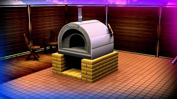 Vitcas Casa Pizza Oven