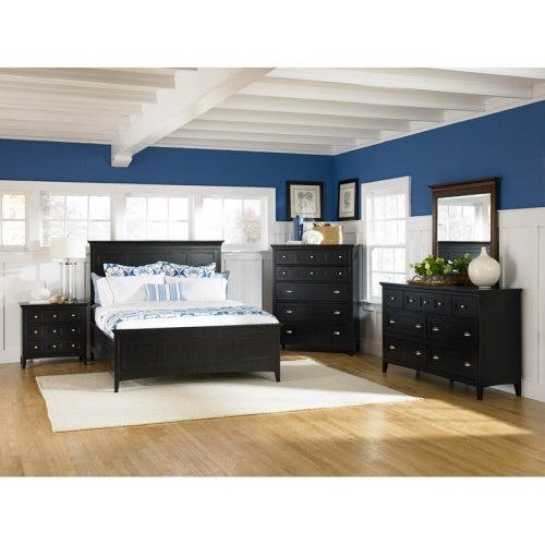 Magnussen South Hampton Panel Bed Set