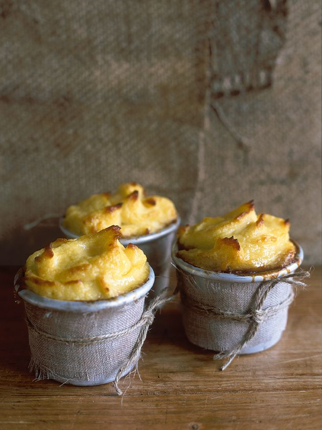 Lamb Shank Pies with Paris Mash • Donna Hay
