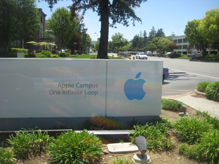 Apple - Cupertino, CA  A place we once called home!