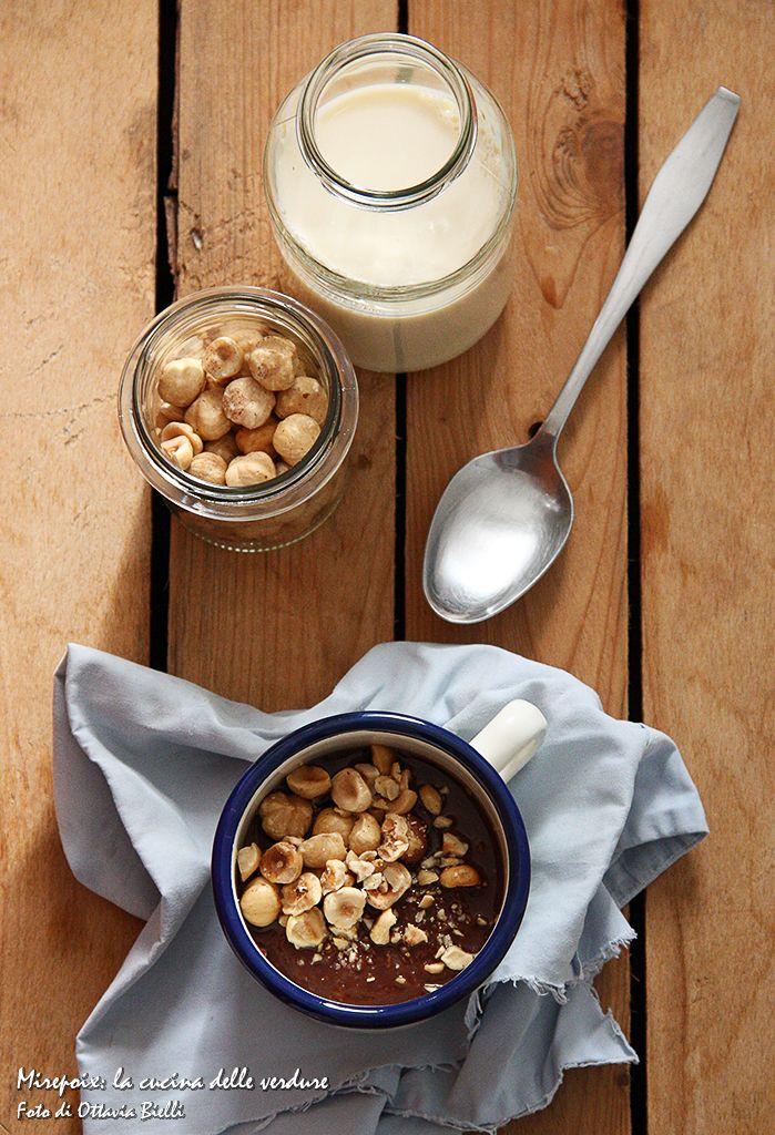 Porridge al cioccolato   #vegan