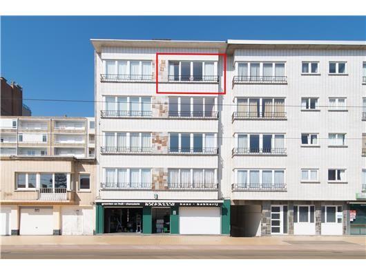 Zongericht 2-slaapkamer appartement vlakbij de Zeedijk!