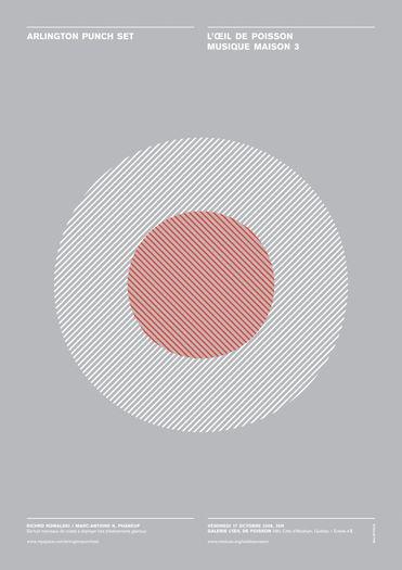 Balistique is the online portfolio of Jean-françois Proulx, a Montréal-based art director and graphic designer. http://www.typographicposters.com/balistique/