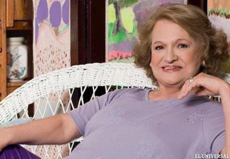 Isa Dobles no reporteará más murio a la edad 83 años de una convalencia de operaciòn de vesicular.