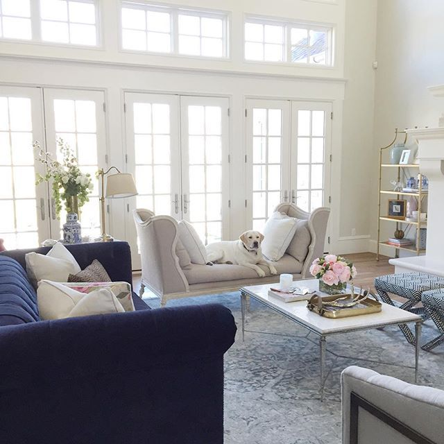 162 best interiors images on pinterest bedrooms for the for Elegant neutral living rooms