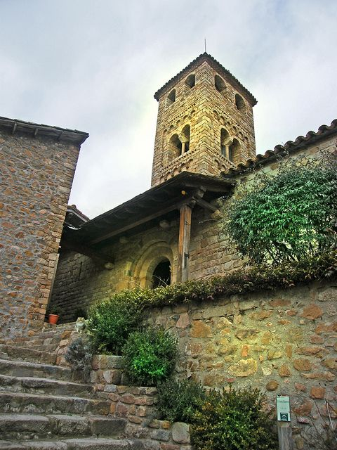 SANT VICENÇ D' ESPINELVES  S. XI-XII  Catalonia