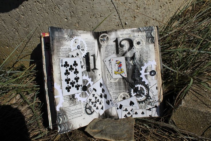 crea2moa: Journal Art : Time is (not) a game