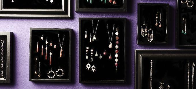Smukke smykker af Birgitte Bonnerup