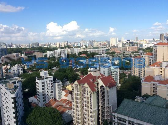 Condominium For Rent - Martin Place Residences, 6 Martin Place, 237990 Singapore, CONDO, 2BR, 1044sqft, #19546624