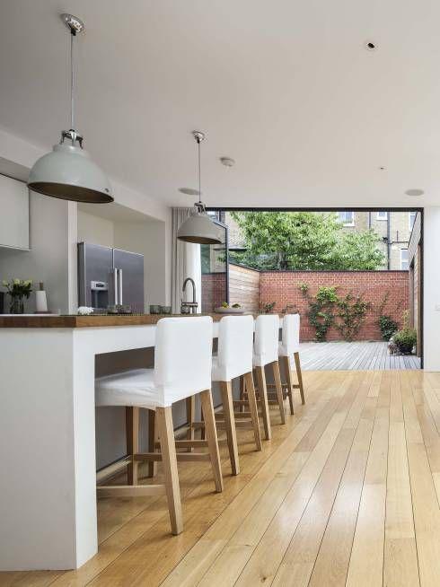 Modern Küche von Designcubed