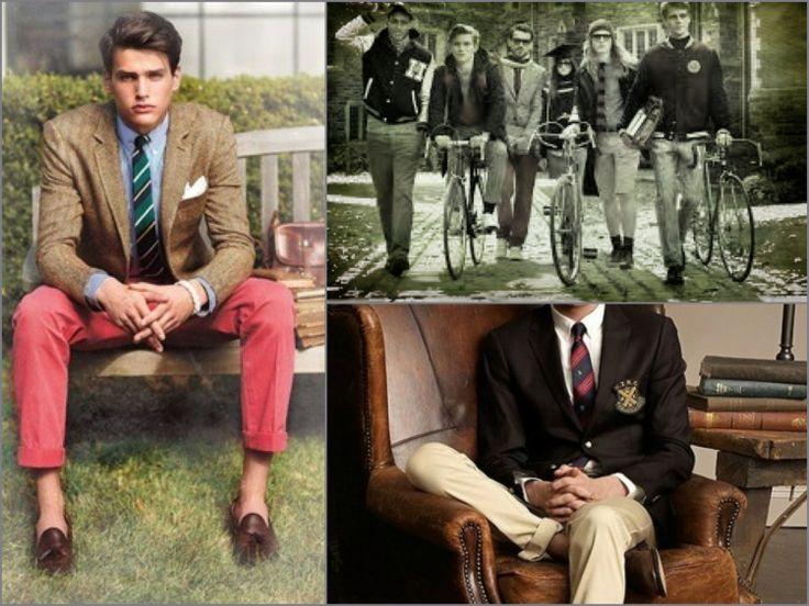 Trend FW13-14: preppy style
