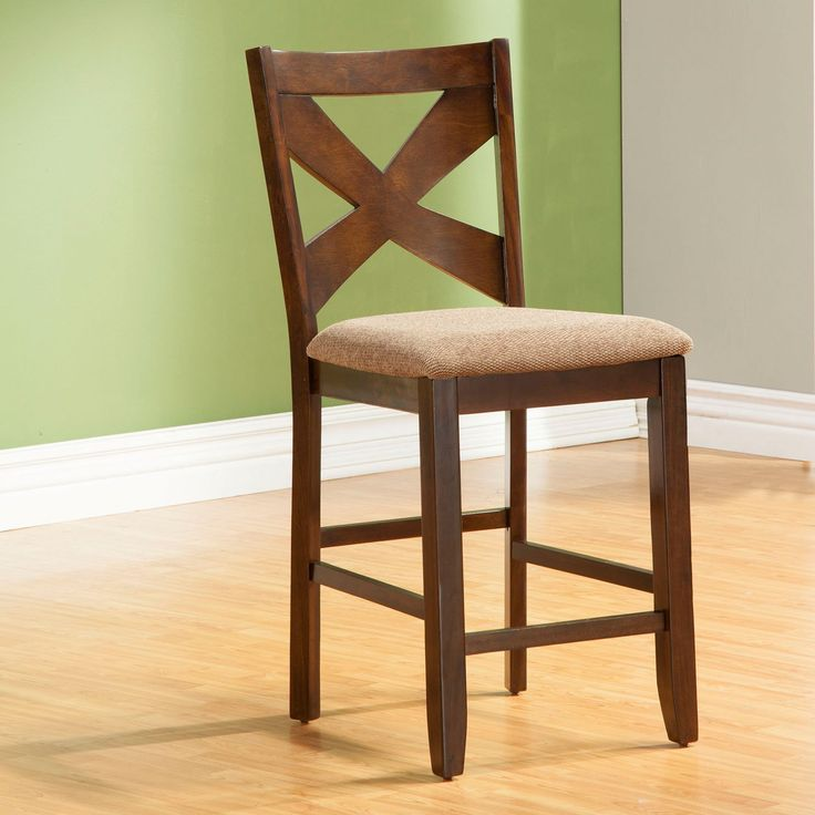 Alpine Furniture Albany Counter Height Chairs   Dark Oak   SetBest 25  Counter height chairs ideas on Pinterest   Chairs for  . Fabric Covered Counter Height Chairs. Home Design Ideas