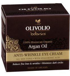 OLIVOLIO BOTANICS ANTI-WRINKLE EYE CREAM ARGAN 30 ml
