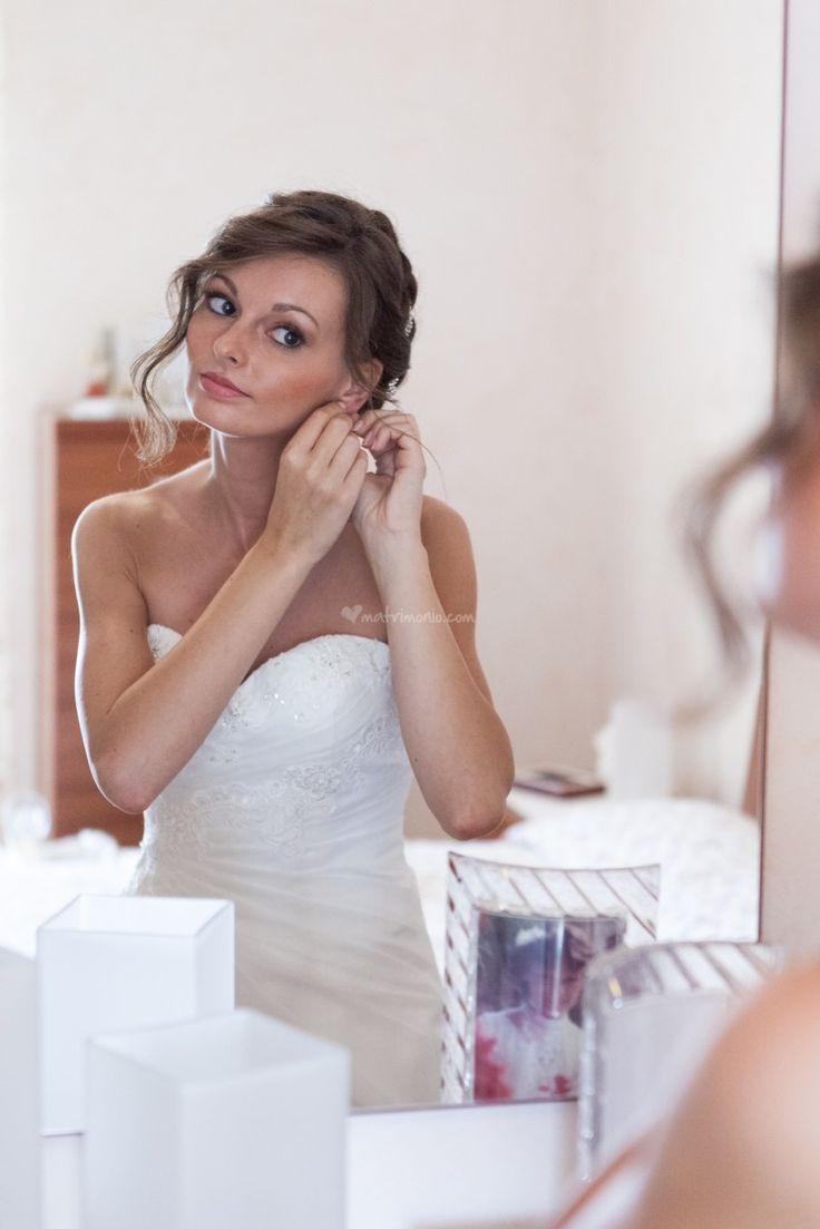15 foto della fase di preparazione della sposa indispensabili per l'album di nozze