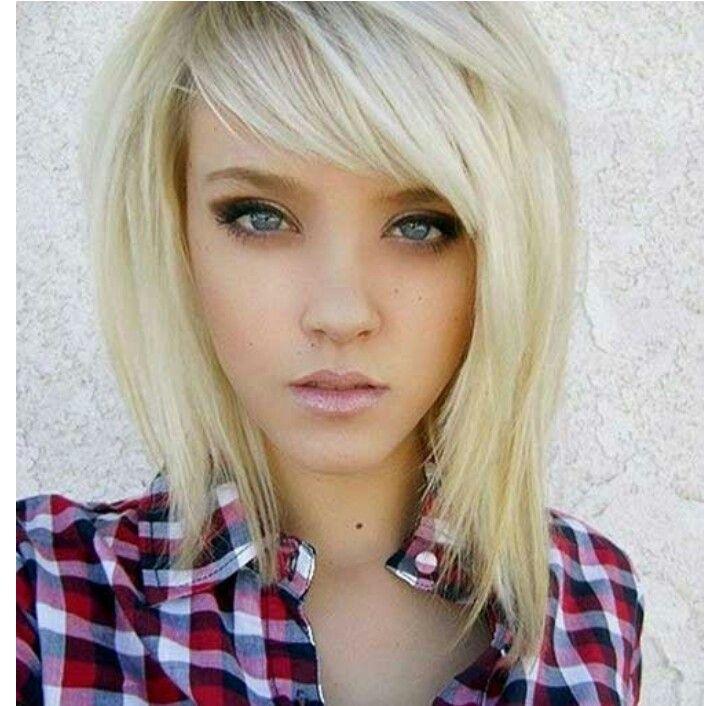 Tremendous 1000 Ideas About Medium Length Blonde On Pinterest Medium Short Hairstyles For Black Women Fulllsitofus