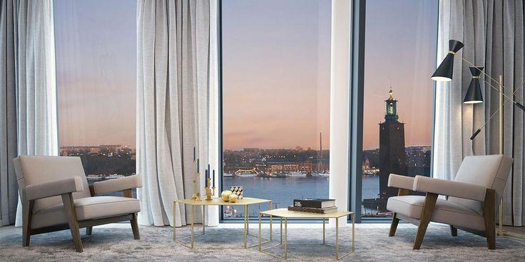 Stockholms dyraste lägenhet – hela 250 000 kronor per kvm