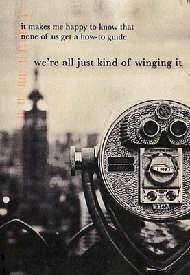 wing it.Remember This, Life, New York Cities, Empire States Buildings, Post Secret, The View, Things, Inspiration Quotes, Postsecret