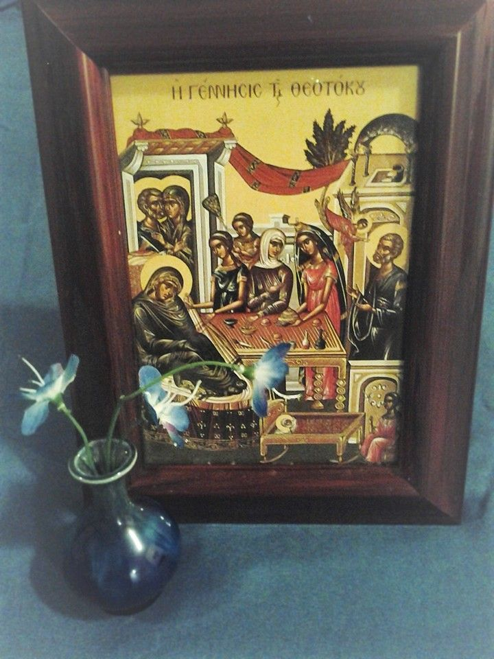 On the Feast of the Nativity of the Theotokos / Orthodox Christian Parenting