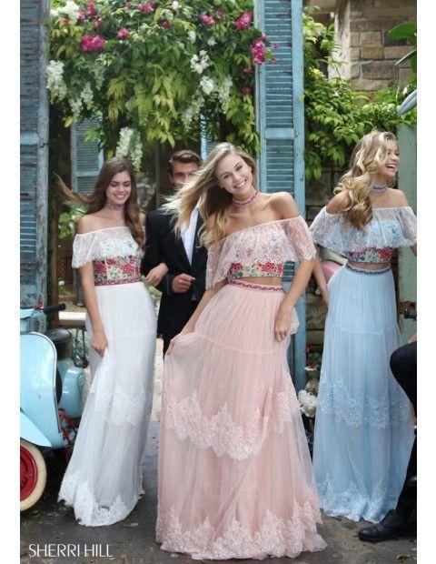Sherri Hill 51022 Prom Dress