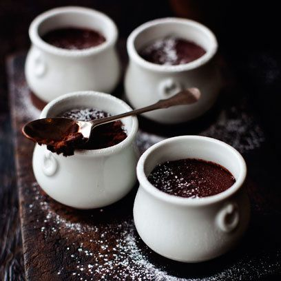 chocolate pots recipe