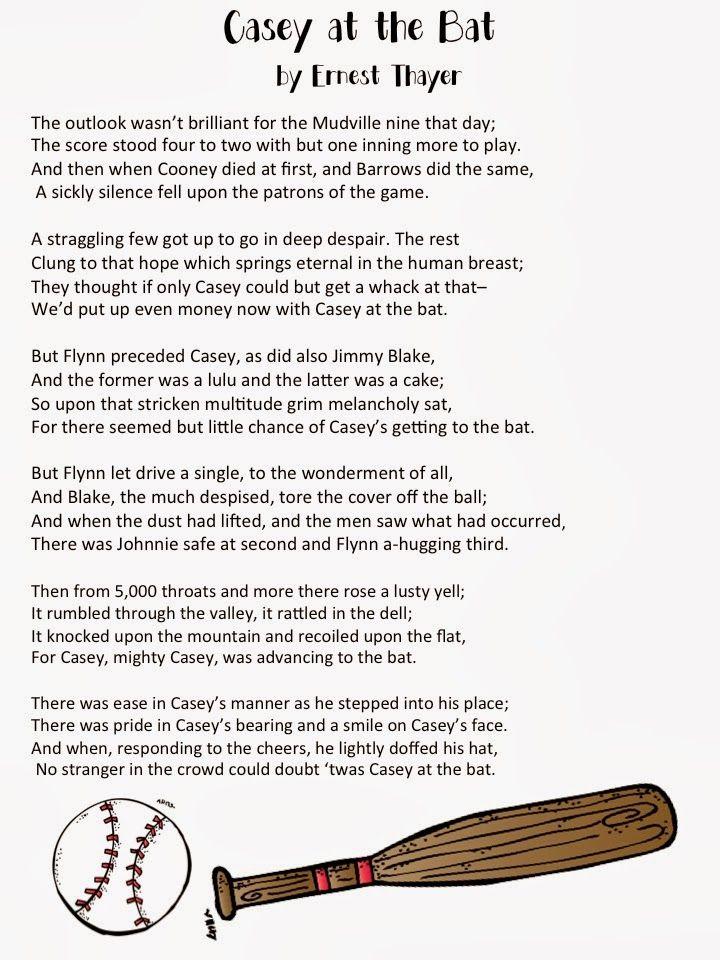 The Poem Casey At-Bat                                                       …