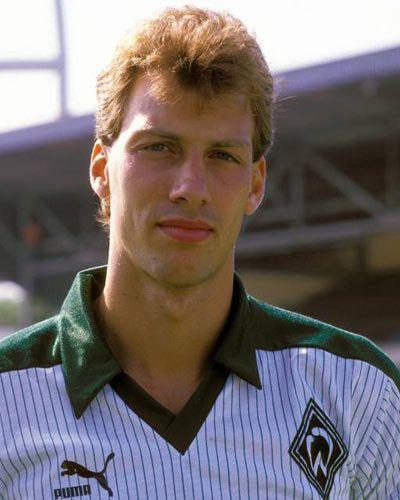 Frank Neubarth - Werder Bremen u.a. deutscher Nationalspieler